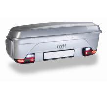 Box MFT BackBox, šedý - na ťažné zariadenie