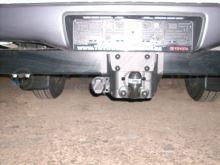 Tažné zařízení Toyota Hi-Lux (3)