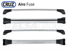 Strešný nosič Land Rover Evoque 3/5dv.11-19, CRUZ Airo Fuse