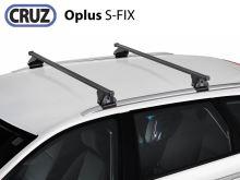 Strešný nosič Mercedes Clase GLA 20-, CRUZ S-FIX
