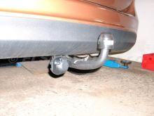 Tažné zařízení Ford B-Max (2)