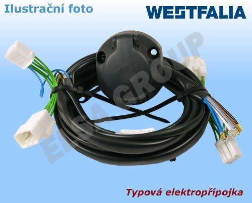 Elektroinštalácia Ford Focus kombi 7pin