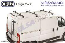 Střešní nosič CRUZ Cargo 35x35 3t