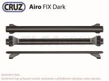 Strešný nosič Dacia Duster 5dv.18- (integrované podélníky), CRUZ Airo FIX Dark