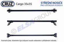 Střešní nosič CRUZ Cargo 35x35 2