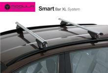 Střešní nosič na integrované podélníky - Smart Bar XL