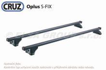 Strešný nosič Opel Grandland X 5dv.17-, CRUZ S-FIX