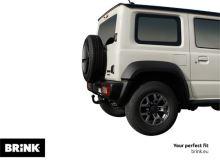 Ťažné zariadenie Suzuki Jimny 2018- , BMA, BRINK