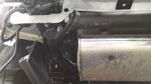 Ťažné zariadenie Hyundai Tucson 2015-, pevný čep, BRINK