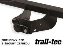 Ťažné zariadenie Ford Transit valník 2000-2014, příruba 2š, Trail-Tec