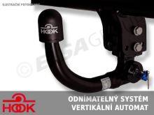Ťažné zariadenie Škoda Octavia sedan+kombi 4x4 2013- (III), vertikální, HOOK