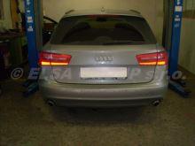Tažné zařízení Audi A6 Avant 2