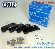 Kit Optiplus Rail Peugeot 5008 (17->)