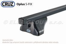 Strešný nosič Opel Zafira 5d MPV 05-07 (integrované podélníky), CRUZ S-FIX