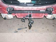 Tažné zařízení Subaru Forester 2