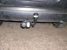 Tažné zařízení Peugeot 807 2