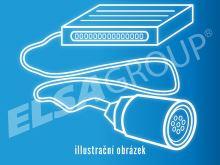 Zásuvka 13pin (DIN) s odpojením svetla do hmly