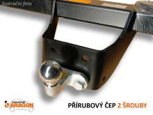 Ťažné zariadenie Citroen Jumper valník 2006-, příruba 2š, Aragon