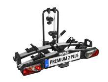 Nosič bicyklov Eufab Premium II Plus - 2 kola, na ťažné zariadenie