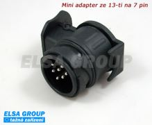 Adapter 13-7pinov