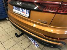 Ťažné zariadenie Audi Q8 2018- , vertikální, Westfalia