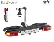 Nosič bicyklov MFT Easy Mount 2 - 2 bicykle, na ťažné zariadenie