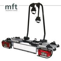 Nosič bicyklov MFT Aluline 2 bicykle, na ťažné zariadenie