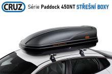 Strešný box CRUZ Paddock 450N čierný texturovaný [LIMITOVANÁ EDICE]