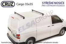 Strešný nosič VW Transporter T5/T6  Cargo 35x35