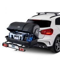 Nosič zavazadel Cruz Rear Cargo+Apex - box, na tažné zařízení