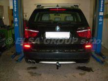 Tažné zařízení BMW X3 (1)