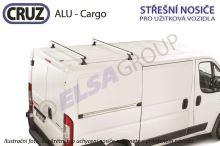 Střešní nosič CRUZ ALU-Cargo 2 tyče