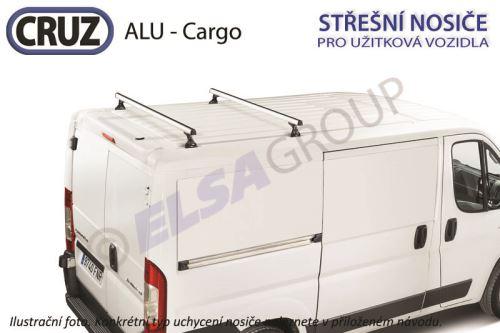 Strešný nosič Ford Connect / Citroen C15 Alu Cargo