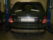 Tažné zařízení Mercedes ML (3)
