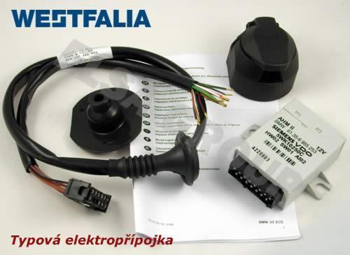 Elektroinštalácia BMW X5 13pin