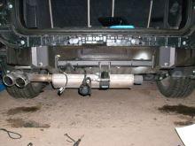 Tažné zařízení BMW X3 (4)