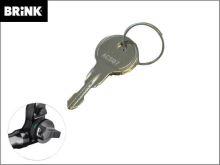 ND Náhradný kľúč pre čap Brink BMU ACS07
