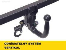 Ťažné zariadenie Kia Sorento 2015- (UM) , vertikální, -