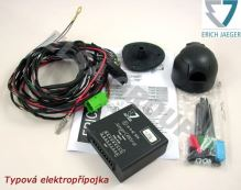 Elektroinštalácia Mercedes X 17-, Nissan Navara D23 Double / King Cab, Renault Alaskan 17-, 13pin
