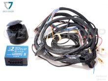 Typová elektroinštalácia Seat Toledo 2012-05/2015 (NH) , 13pin, Erich Jaeger