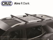Strešný nosič na pozdľžniki CRUZ Airo R Dark 133