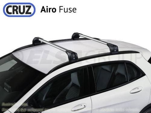 Strešný nosič Mercedes Clase GLC 5dv.15-, CRUZ Airo Fuse