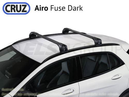 Strešný nosič Land Rover Evoque 3/5dv.11-19, CRUZ Airo Fuse Dark