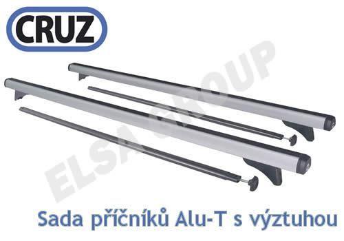 Priečniky strešného nosiča ALU-T 118