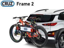 Nosič kol Cruz Frame - 2 kola, na tažné zařízení