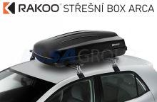 Střešní box ARCA 310B, RAKOO