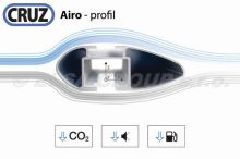 Strešný nosič Opel Crossland X 5dv.17-, CRUZ Airo Fuse