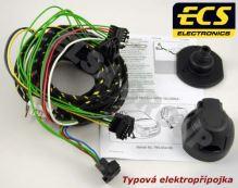 Typová elektroinštalácia Renault Modus 2004-2008 , 7pin, ECS