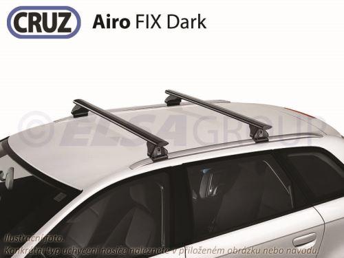 Strešný nosič Opel Crossland X 5dv.17- (s podélníky), CRUZ Airo FIX Dark