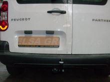Tažné zařízení Peugeot Partner II